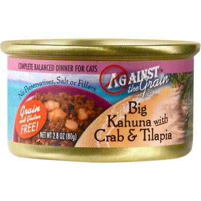 Against the Grain Original Big Kahuna with Crab & Tilapia Recipe