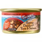 Against the Grain Original Shrimp Daddy with Tuna & Salmon Dinner