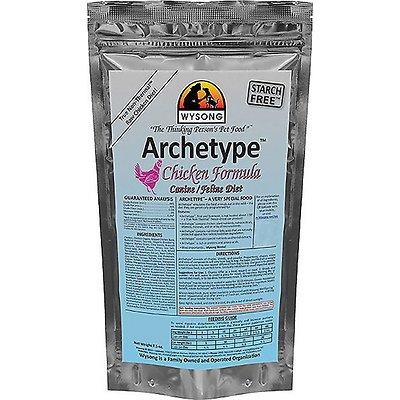 Wysong Archetype Chicken Formula Freeze-Dried Raw Dog & Cat Food
