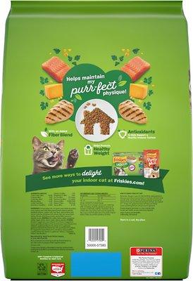 FRISKIES Indoor Delights Dry Cat Food