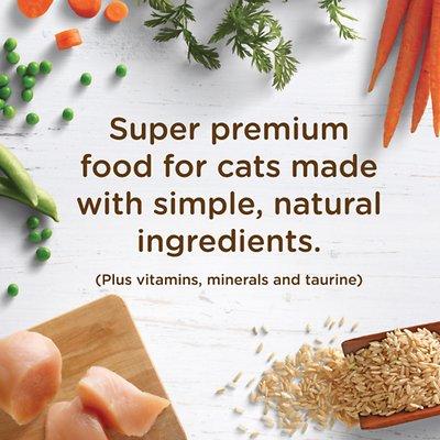 Rachael Ray Nutrish Natural Chicken & Brown Rice Recipe Dry Cat Food