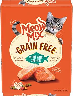 Grain-Free with Wild Salmon