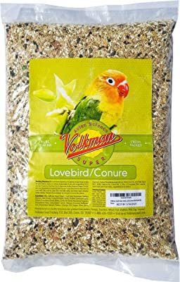 Volkman Avian Science Lovebird & Conure Bird Seed