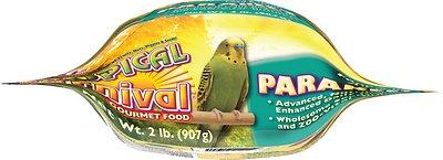 Brown's Tropical Carnival Gourmet Parakeet Food
