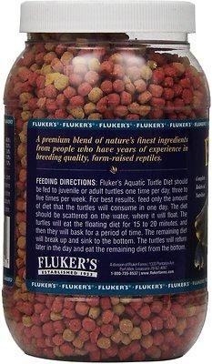 Fluker's Turtle Diet Aquatic Turtle Food