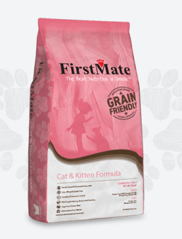 FirstMate Grain Friendly Cat & Kitten Formula Cat Food