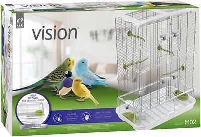 Vision II Model M02 Bird Cage