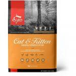 ORIJEN Cat & Kitten Grain-Free Dry Cat Food