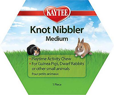 Kaytee Nut Knot Nibbler Small Animal Chew Toy