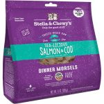 STELLA & CHEWY'S Sea-Licious Salmon & Cod Freeze-Dried Raw Dinner Morsels