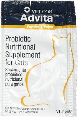 VetOne Advita Probiotic Nutritional Cat Supplement, 30 count