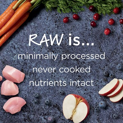 INSTINCT BY NATURE'S VARIETY Raw Boost Grain-Free Recipe with Real Chicken