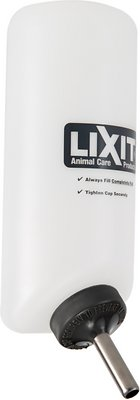 Lixit Wide Mouth Small Animal Water Bottle