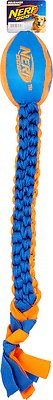 Nerf Dog Squeaker Vortex Chain Tug Dog Toy