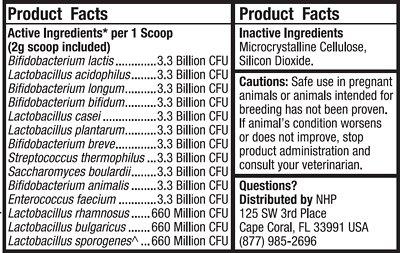 Dr. Mercola Complete Probiotics Dog & Cat Supplement