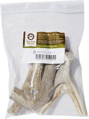 Top Dog Chews Premium Large Antler Variety Pack Dog Treats