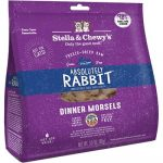 STELLA & CHEWY'S Absolutely Rabbit Freeze-Dried Raw Dinner Morsels