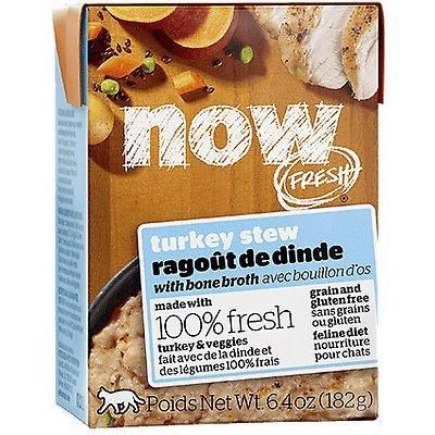 NOW FRESH Grain-Free Turkey Stew with Bone Broth