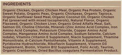 CASTOR & POLLUX Grain-Free Organic Kitten Recipe