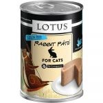 LOTUS Rabbit Pate for Cats