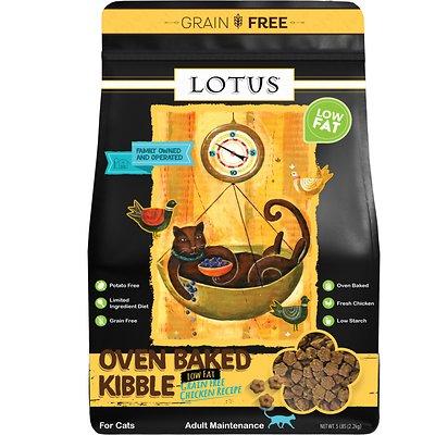 LOTUS Oven Baked Kibble Low-Fat Chicken Recipe