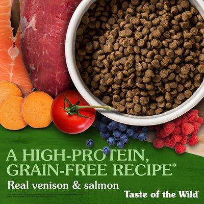 TASTE OF THE WILD Rocky Mountain Grain-Free Dry Cat Food