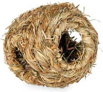 Prevue Pet Products Hideaway Grass Ball Small Animal Toy