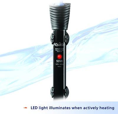 Aqueon Glass Adjustable Aquarium Heater