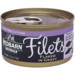 REDBARN NATURALS Tuna & Salmon Entrée Filets Flaked in Gravy