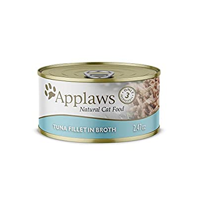 APPLAWS Tuna Fillet Canned Food