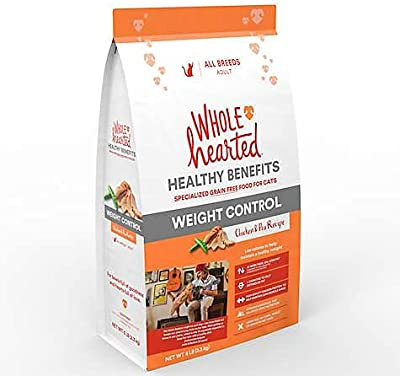 WHOLEHEARTED Weight Control Chicken & Pea Recipe Dry Food