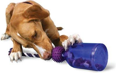 Busy Buddy Tug-A-Jug Treat Dispenser Tough Dog Chew Toy