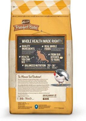MERRICK Purrfect Bistro Grain-Free Real Chicken + Sweet Potato Dry Cat Food