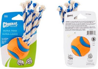 Chuckit! Ultra Toss Ball Tough Dog Toy