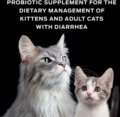 Purina Pro Plan Veterinary Diets FortiFlora Probiotic Gastrointestinal Support Cat Supplement