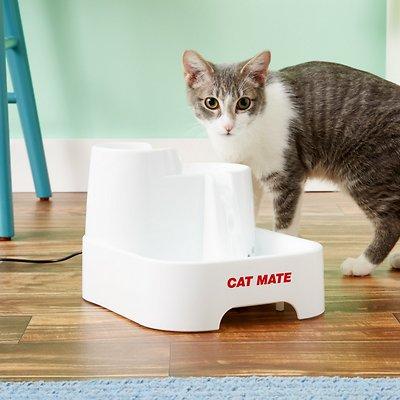 Cat Mate Plastic Dog & Cat Fountain