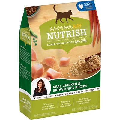 RACHAEL RAY NUTRISH Natural Chicken & Brown Rice Dry Food