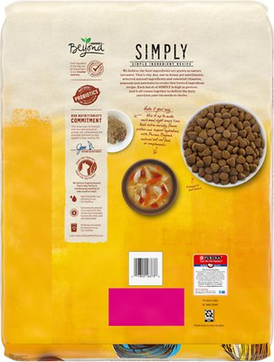 PURINA Beyond Simply White Meat Chicken & Whole Oat Meal Recipe