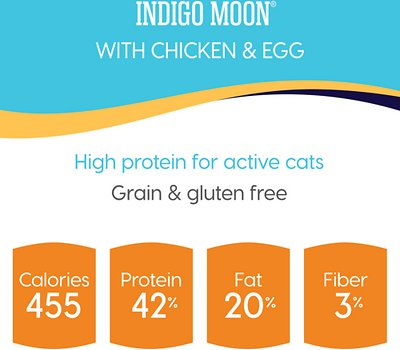SOLID GOLD Indigo Moon with Chicken & Eggs High-Protein Recipe