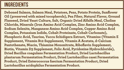 MERRICK Limited Ingredient Diet Grain-Free Real Salmon Recipe