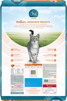 PURINA ONE Ideal Weight Adult Dry Cat Food