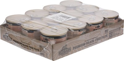 REDBARN NATURALS Ocean Fish Healthy Weight Grain-Free Canned Food