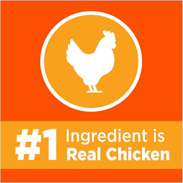 IAMS Proactive Health Healthy Adult with Chicken Recipe
