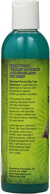 Marshall Tea Tree Shampoo for Ferrets, 8-oz bottle
