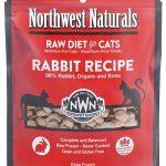 NORTHWEST NATURALS Frozen Rabbit Cat Nibbles