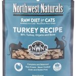 NORTHWEST NATURALS Frozen Turkey Cat Nibbles