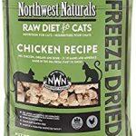 NORTHWEST NATURALS RawNibbles Freeze-Dried Chicken Recipe Cat Food
