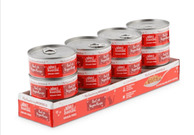 WHOLEHEARTED All Life Stages Grain-Free Beef with Veggies