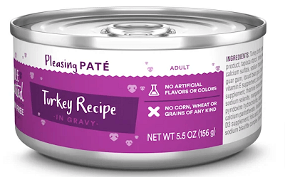 WHOLEHEARTED Grain-Free Turkey Recipe Adult Pate