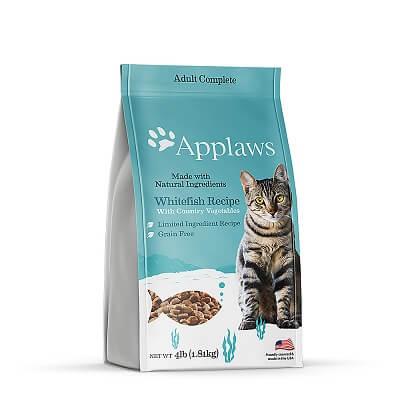 APPLAWS Ocean Fish Recipe Dry Cat Food